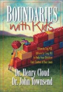 Boundaries with Kids - Hardcover By Cloud, Henry - VERY GOOD