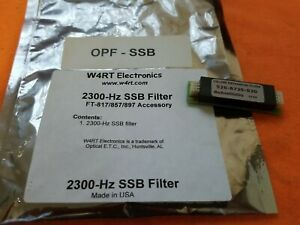 YAESU YF 122 SSB COLLINS MECHANICAL FILTER FOR FT 817 857 897