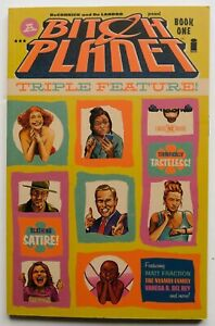 Bitch Planet Triple Feature Vol. 1 Image Graphic Novel Comic Book