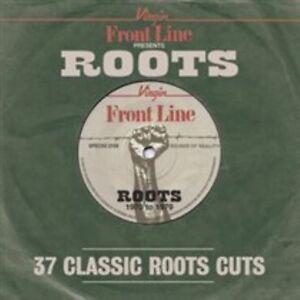 FRONT LINE PRESENTS ROOTS 2CD NEW Reggae Big Youth U-Roy Prince Far I Gladiators