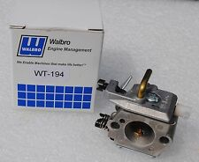 GENUINE OEM Walbro WT-194 Carburetor for Stihl 024, 026, MS260, 024AV, 024S