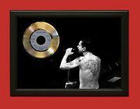 Depeche Mode 2 Poster Art Wood Framed 45 Gold Record Display C3