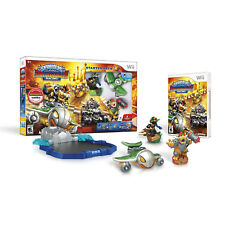 Skylanders SuperChargers Racing Starter Pack for Nintendo Wii [Brand New]