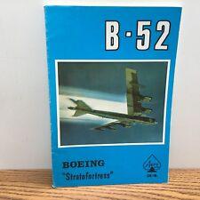 Boeing B-52 Stratofortress AERO SERIES 24 *Good Condition* 1975