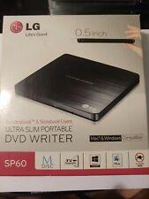 ultra slim portable dvd writer SP60