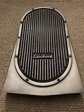Edelbrock Tunnel Ram Air Scoop For Carburated Cars Vintage Rat Rod Hot