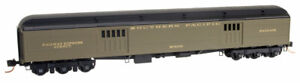 NEW N MTL #14700070 70' Heavyweight Express Baggage Car Southern Pacific #6236