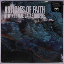 ARTICLES OF FAITH: New Normal Catastrophe LP Sealed (Mini LP, download include
