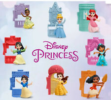 Disney Princess 2021 McDonald's Happy Meal Toys Pick Your Toy!