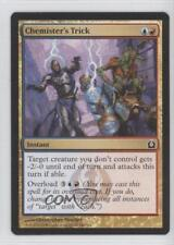 2012 Magic: The Gathering - Return to Ravnica #149 Chemister's Trick Card 0c4
