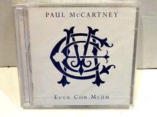 PAUL McCARTNEY  -  ECCE COR MEUM  -  CD 2006  NUOVO E SIGILLATO