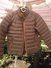 Pre Owned Boys Eddie Bauer First Accent Down Jacket 10