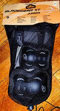 Rollerblade Junior Bladegear Xt 3-Pack Inline Skating Protective Pads - Xxs