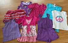 Girls' Clothes, Lot Of 9 Pieces, Size 10/12