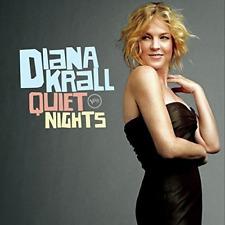 DIANA KRALL-QUIET NIGHTS-JAPAN CD Ltd/Ed D73