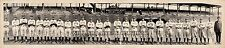 1914 Brooklyn Federal League Baseball Club Vintage Panoramic Photo Panorama