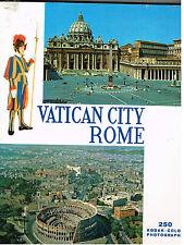 Jeanne Elizabeth Richier + The Bible Story 1 & 2 + Vatican City, 4 Catholic Bks