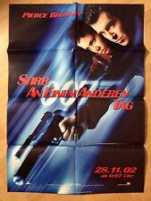 Filmposter * Kinoplakat * A1 *  James Bond 007 * Stirb an einem anderen Tag * C