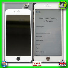 Genuine Apple iPhone 6S PLUS 5.5 LCD Screen refurbished WHITE, GRADE B
