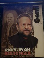 Ricky Jay Genii 2016 Issue Complete your Collection 52 Assistants Broadway Show