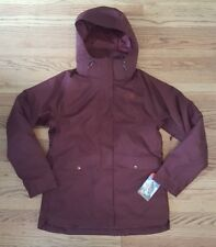 ON SALE! The North Face Womens jacket size Medium Sequoia Red NWT