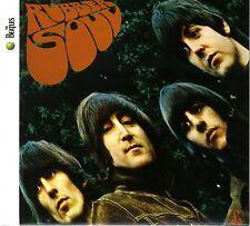 THE BEATLES -  RUBBER SOUL CD ALBUM (2009 STEREO REMASTER)