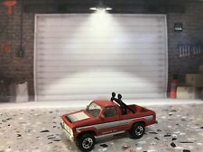 Matchbox 1987 SUPERFAST MB 17 RED DODGE DAKOTA ST
