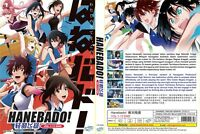 Hanebado! (Chapter 1 - 13 End) ~ English Version ~ All Region ~ Brand New & Seal