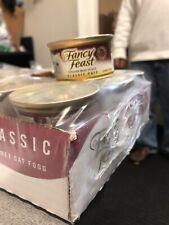 Purina Fancy Feast Classic Tender Beef Feast Cat Food - 48 3 oz. Exp 10/2020