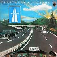Kraftwerk Autobahn LP Album Vinyl Schallplatte 191049