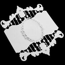 Borders Metal Card Cutting Dies DIY Handmade Scrapbooking Album Embossing Paper