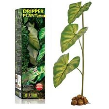 Exo Terra Large Dripping Plant Reptile Water Dripper for Chameleons Lizards Drip