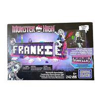 NEW Mega Bloks MONSTER HIGH Frankie Stein Ghoul Name Builder 242 Pcs
