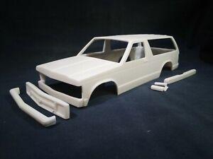 1/25 resin 1991 Chevy S10 Blazer body kit