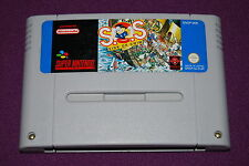 S.O.S SOS SINK OR SWIM - Titus Interactive - Jeu Action Super Nintendo SNES EUR