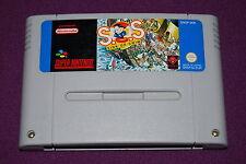 S.O.S SOS SINK OR SWIM - Titus Interactive - Jeu Action Super Nintendo SNES EUR