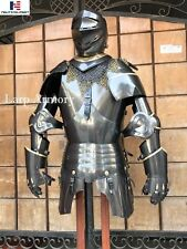 Knight Suit of Armour Medieval Times Costume Wearable armour by tieetdye