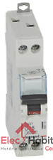 Disjoncteur unipolaire+neutre DNX3 16A Vis/Vis Legrand 406774