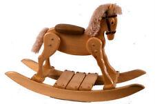 ROCKING HORSE BLUEPRINT...PLAN...ROCKING HOBBY HORSE Woodworking Blueprint Plan