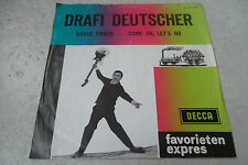 DRAFI DEUTSCHER SHAKE HANDS 45 FAVORIETEN EXPRES RARE DUTCH