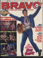 BRAVO Nr.4 vom 19.1.1978 Linda Ronstadt, David Cassidy, Frank Zander Ringo Starr