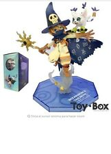 Wizardmon Y Gatomon Digimon Adventure Digital Monster Colección Juguete Anime