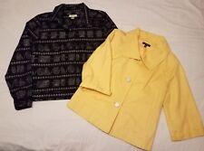 Lot of 2 women's blazers size MEDIUM