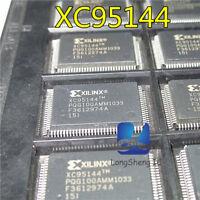 1PCS Original  XC95144-15PQG100I new