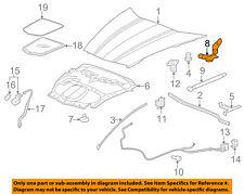 Chevrolet GM OEM 05-13 Corvette Hood-Hinge Left 15855571