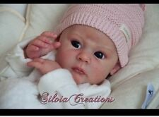 ❤️Beautiful Reborn Doll Baby❤️ Custom Made From Claire Kit ❤ Ready October