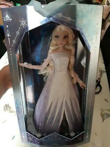 Disney Store Elsa the Snow Queen Frozen 2 Limited Edition Doll BNWT