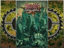 REQUIEM - Global Resistance Rising TAPE NEU-MC Death Metal, VADER, SUFFOCATION