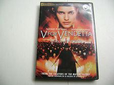 V For Vendetta (DVD, Widescreen)