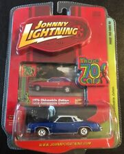 Johnny Lightning '76 1976 Oldsmobile Cutlass Those 70's Cars Limited Edition NEW